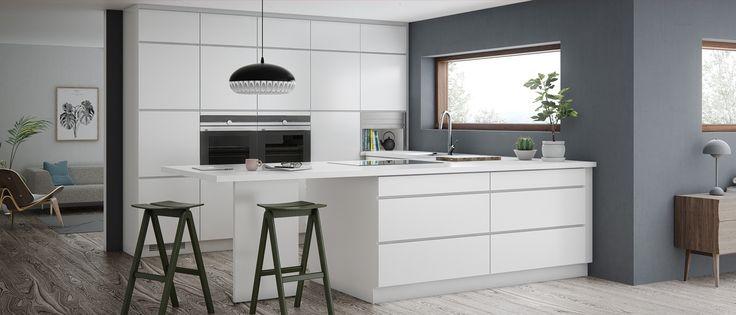 Mano U-keuken | Gebruik de kast- en werkbladruimte optimaal