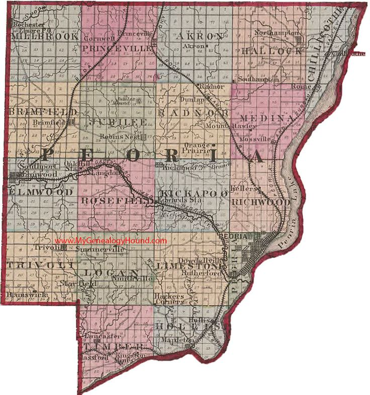 Best Vintage Illinois County Maps Images On Pinterest - Illinois county map
