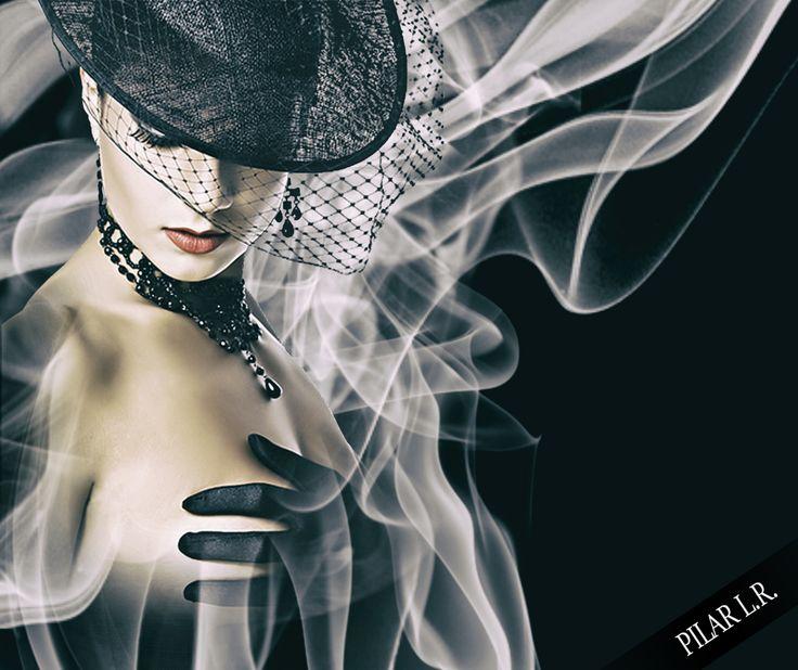 dama del humo