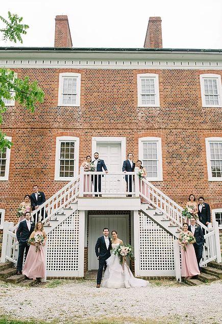 May Waterfront Wedding   Annapolis   Historic London Town Weddings