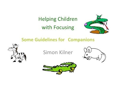 Children Focusing Guidelines Simon Kilner