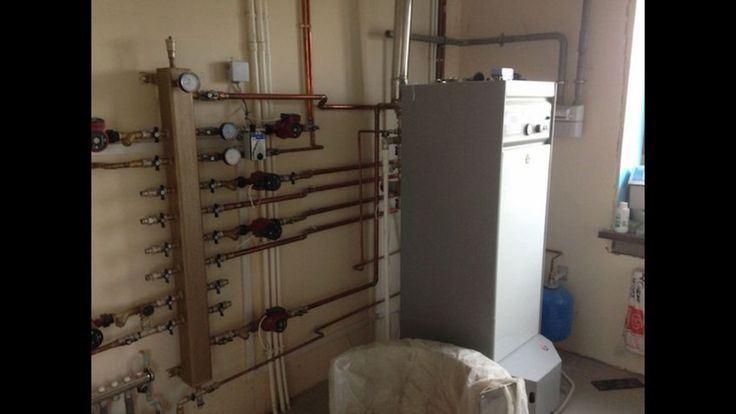 Монтаж систем отопления. Ремонт газовых котлов BAXI. Ремонт электронных плат…