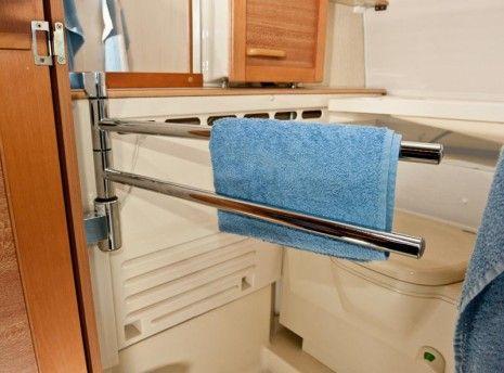 Pax Flex - electrische handdoek warmer 20/40 watt, 230V
