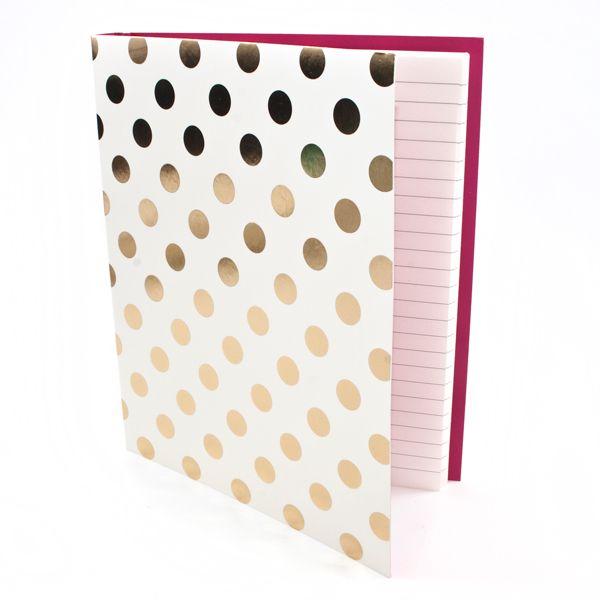 Kate Spade Spiral Notebook - See Jane Work