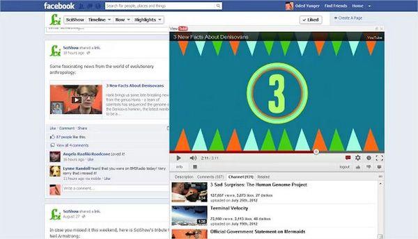 ViewTube: visualizzare i video in finestre mobili nei social network  http://www.geekissimo.com/2013/01/17/viewtube-visualizzare-i-video-in-finestre-mobili-nei-social-network/#