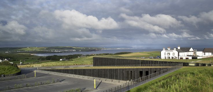 Giant's Causeway Visitor Centre I