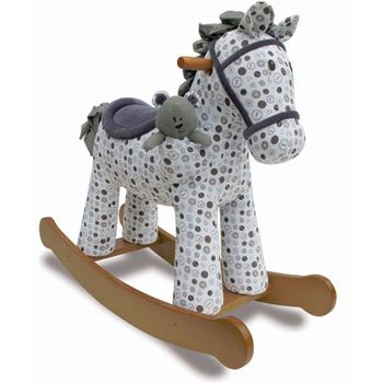 Dylan and Boo Rocking Horse