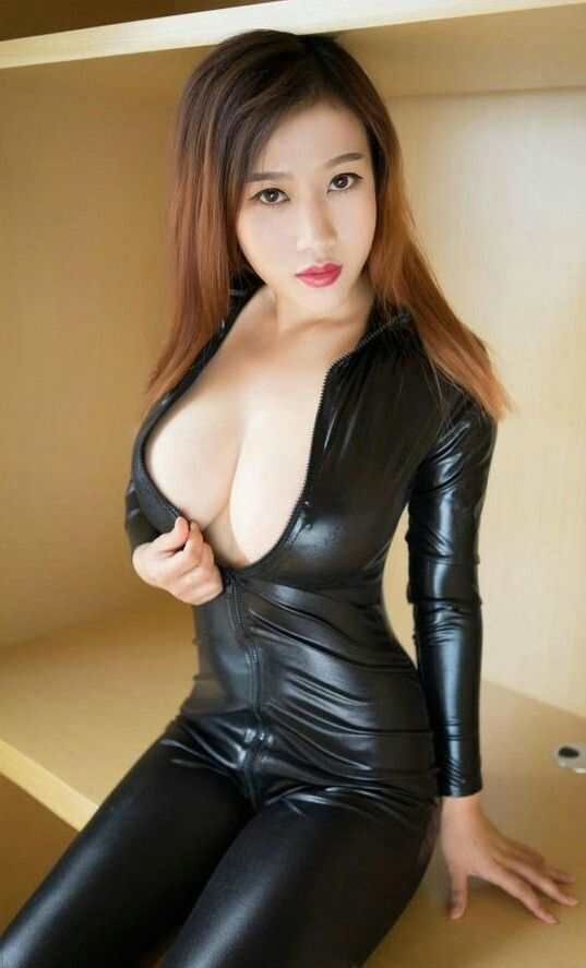 Asian Latex Pornos