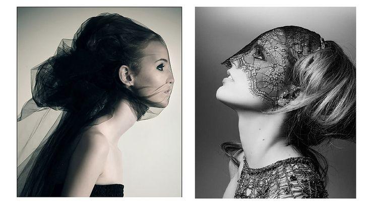 Разрисованная вуаль. Загадочность и магнетизм скрытого лица - Ярмарка Мастеров - ручная работа, handmade