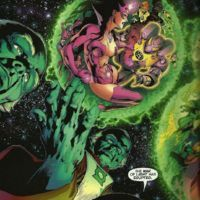 The Guardians of the Universe evolved on the planet Maltus, and were possibly the first...