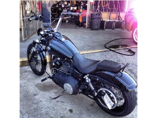2011 Harley-Davidson Dyna Wide Glide in Houston, TX