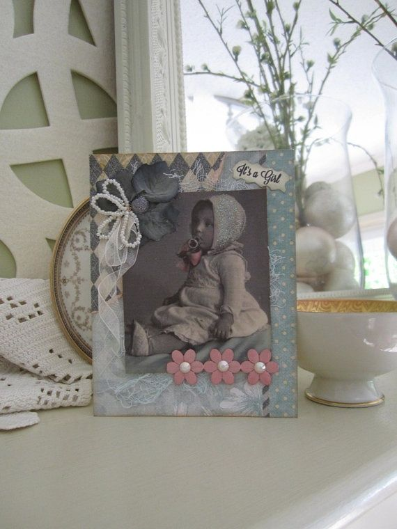 1000 Images About Victorian Baby Shower Cards On