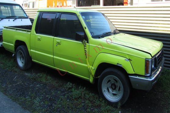 We are Wrecking Mitsubishi L200 1990 Engine No: NA Chassis: NA Year: 1990