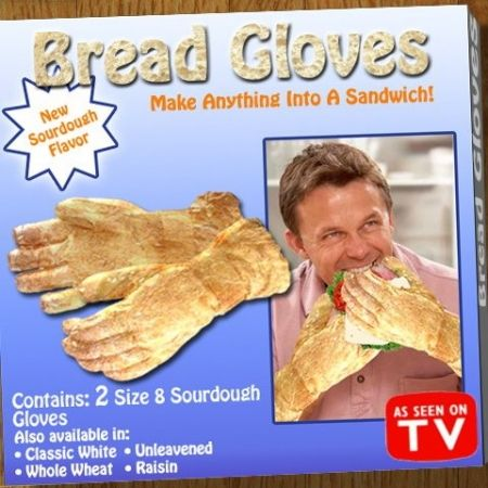 WTF!???Gift Boxes, Sandwiches, Real Life, Funny Pictures, Hands, Fingers, White Elephant, Breads Gloves, The Breads