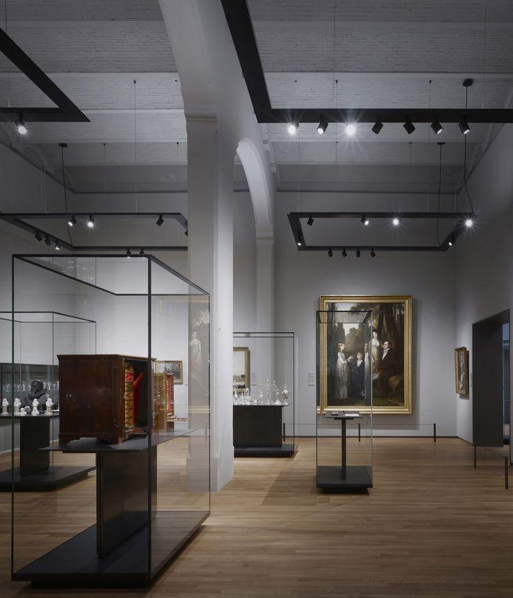71 best d exhibition design images on pinterest museum - Wilmotte design ...