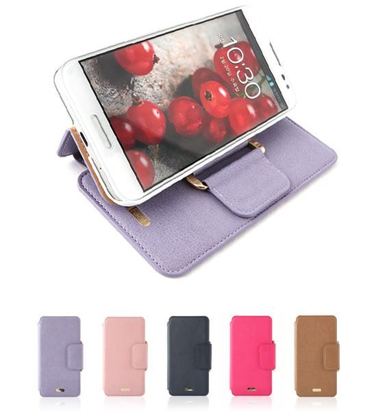 iFace First Class Standing Diary Case for LG Optimus G Pro