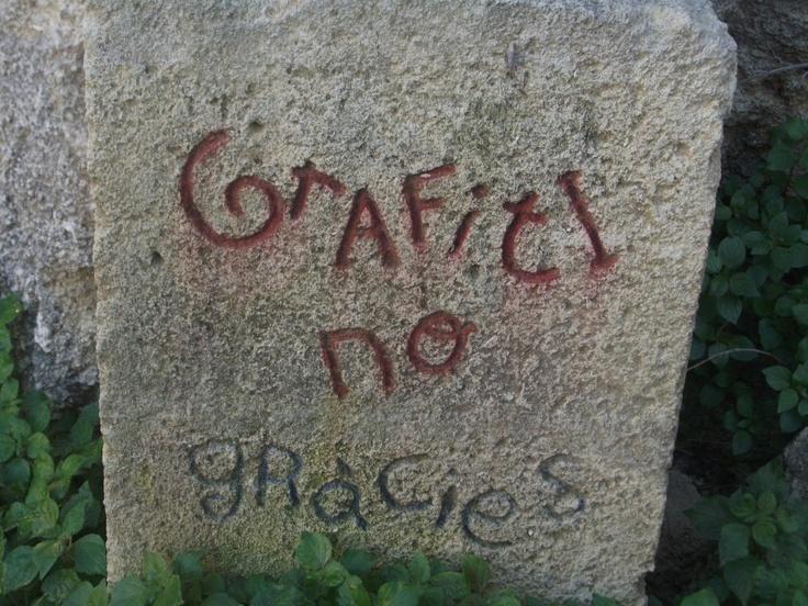 GRAFITI NO GRACIES