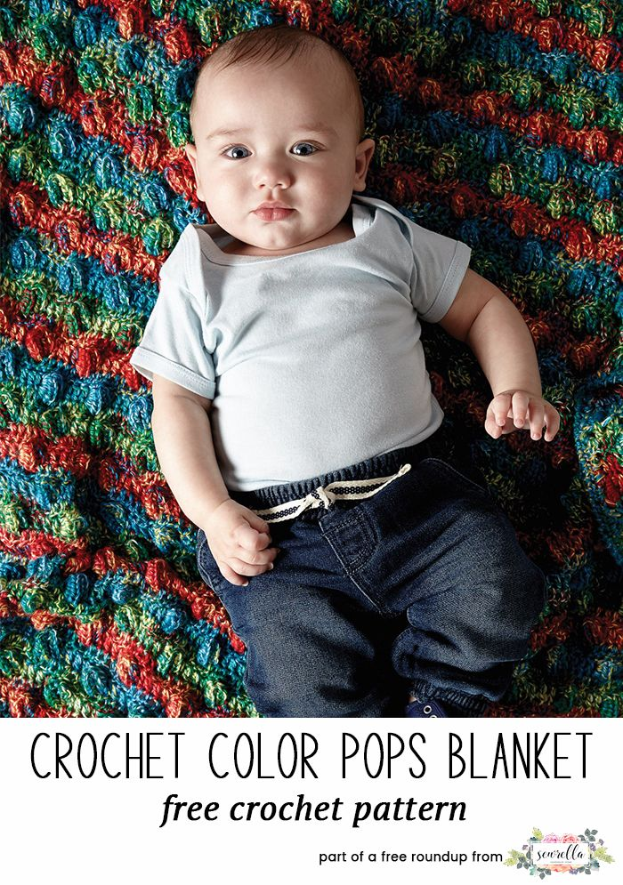 Best Crochet Baby Blankets for 2018