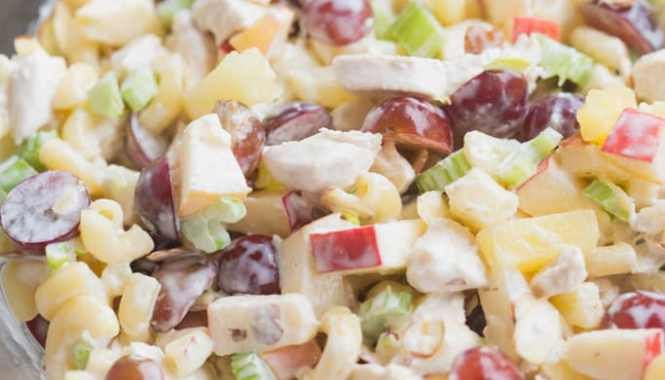 Macaroni Fruit Salad