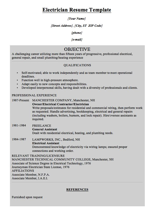 Best Free Resume Sample Images On   Free Resume