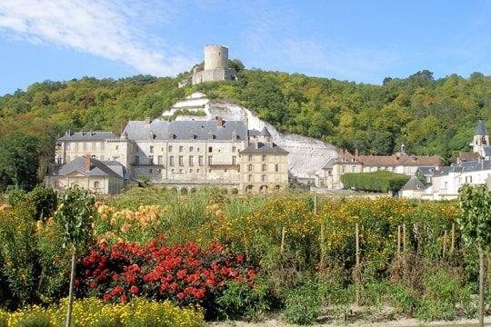 La Roche-Guyon, Val d'Oise