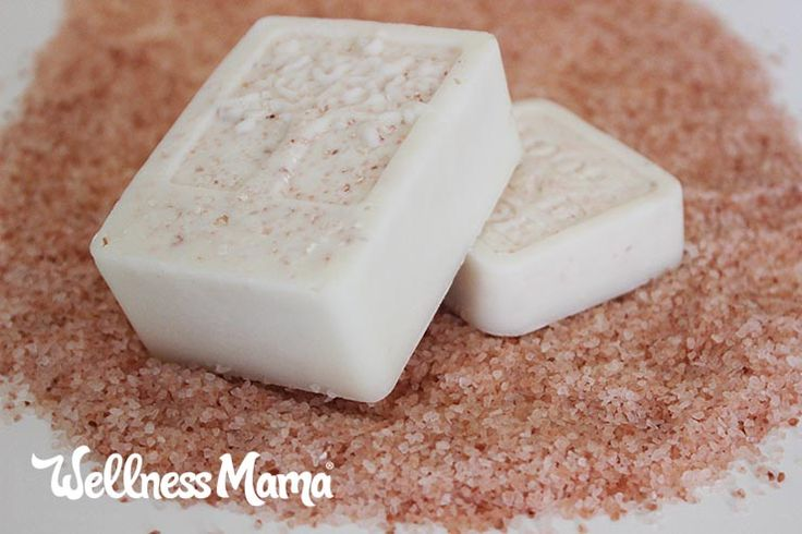 How to Make Sea Salt Soap