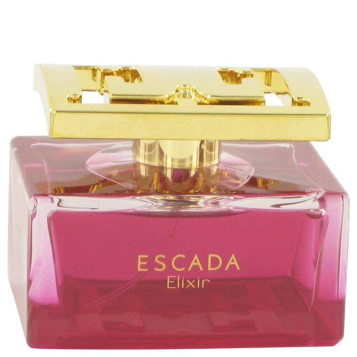 Especially Escada Elixir Perfume By Escada For Women
