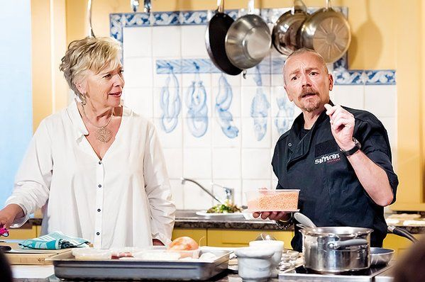 Getting more pulses on the menu at aged-care facilities with @SimonBryantChef & @maggie_beer http://bit.ly/1RVcYYT