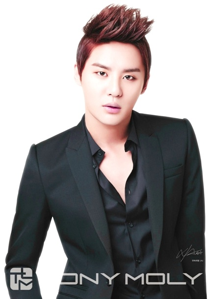 #JYJ #Junsu #tonymoly Official model for tonymoly