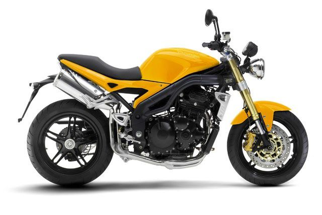 Definitions of different types of motorcycles.: Naked Bikes - 1