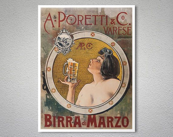 Check out this item in my Etsy shop https://www.etsy.com/listing/526253976/birra-di-marzo-1900-vintage-fooddrink