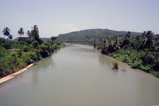 The River of Grand-Anse, Jeremie Haiti