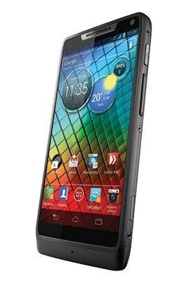 Mobile nu Motorola RAZR I NOIR prix promo Darty 379.90 € TTC
