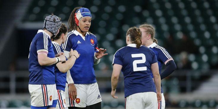 Le rugby féminin français : un succès populaire en devenir ? - L'équipe - 10/03/2016