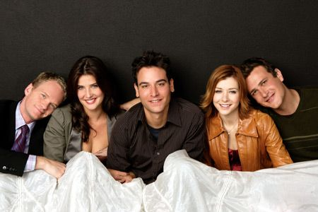 "I feel sorry for people who don't know the amazingness of ""How I Met Your Mother"""