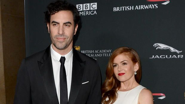 Comedian Sacha Baron Cohen, wife donate $1M to Syrian refugees...: Comedian Sacha Baron Cohen, wife donate $1M to Syrian… #IslaFisher