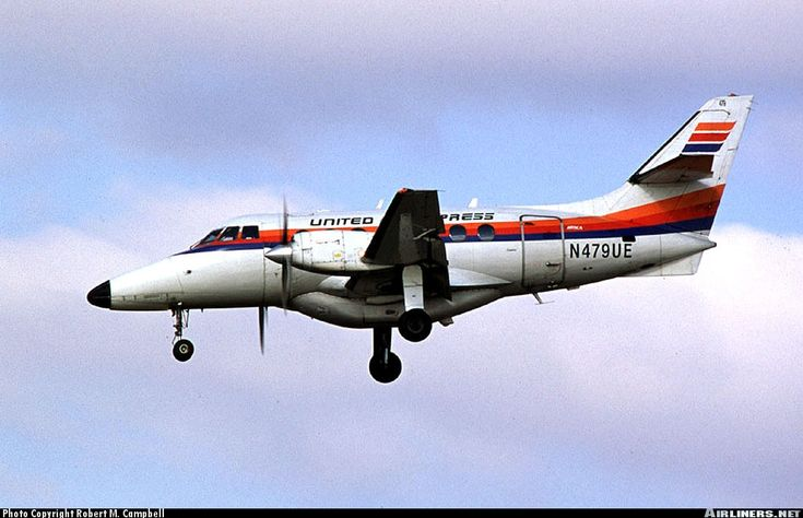 British Aerospace BAe-3201 Jetstream Super 31 - United Express (Atlantic Coast Airlines) | Aviation Photo #0163858 | Airliners.net