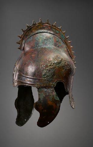 Prygian-Chalcidian helmet, 4th-3th century B.C.