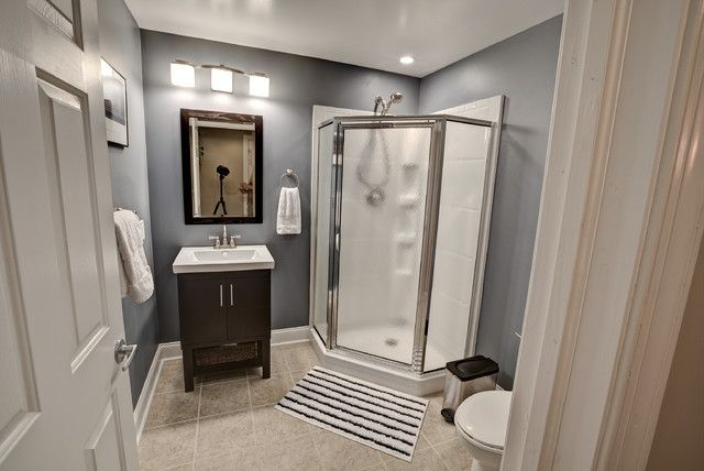 Small Basement Bathroom Designs Brilliant Of Basement Bathroom Home Design Ideas Pictures Remodel And Decor