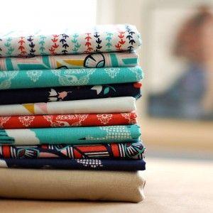 Tesselation Quilt Kit - Warp & Weft | Exquisite Textiles