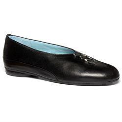 Thierry Rabotin Grace Womens Ballet Flat Thierry Rabotin Black Nappa $420.00