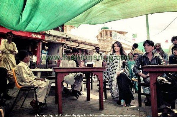 Feeha Jamshed Western Wear Dresses 2013 For Women