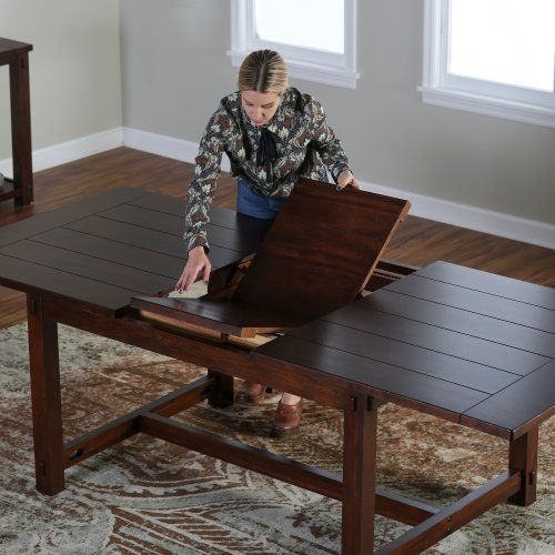 Belham Living Bartlett Extension Dining Table
