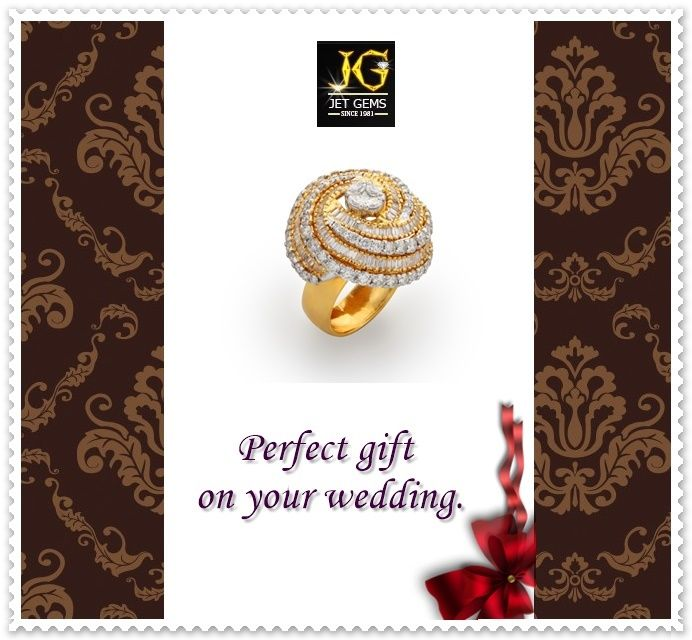 Beautiful ring. #JetGems #beautiful #elegant #exquisite #style #stylish #design #designer #ornaments #diamond #ring #instapic #instalike #instalove