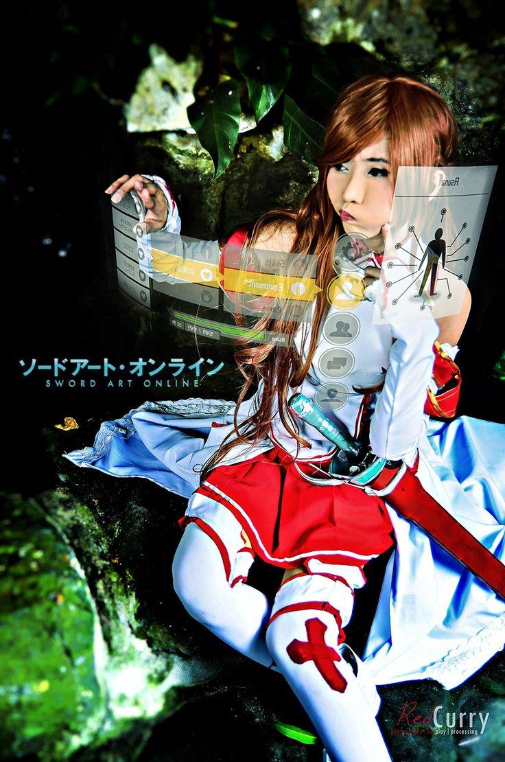Anime Sword Art Online Cosplay
