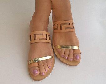 Sandali di geek, si snodano Sandali, sandali di greci antichi, sandali in pelle, scarpe donna, sandali greci, sandali fatti a mano, regali, sandali, womens Sandali