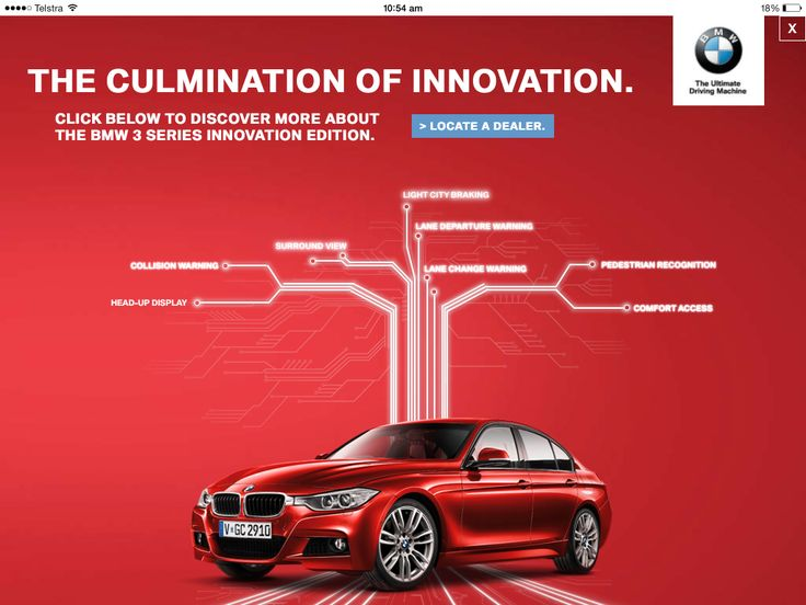 BMW full page