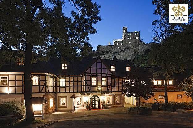 Relais & Châteaux Hardenberg BurgHotel, D-37176 Nörten-Hardenberg im Landkreis Nordheim, Niedersachsen. © Hardenberg BurgHotel