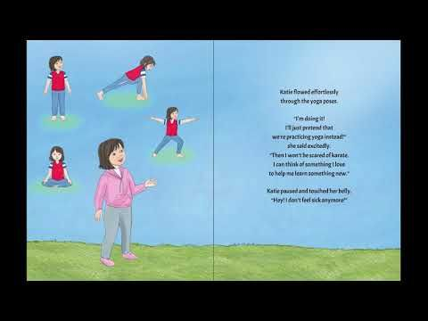 Katie's Karate Class - A Kids Yoga Stories Audio Yoga Book for Kids - YouTube