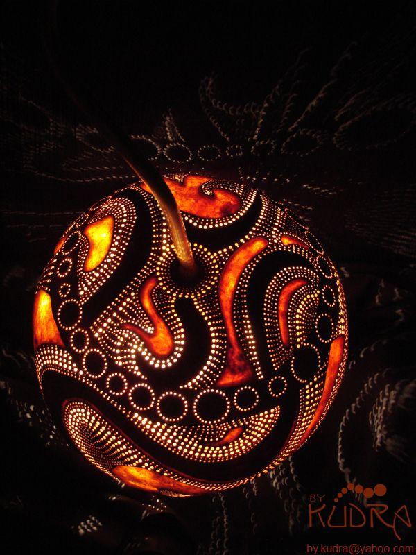 Gourd Lamp 120 best gourd lights images on pinterest | gourd lamp, gourd